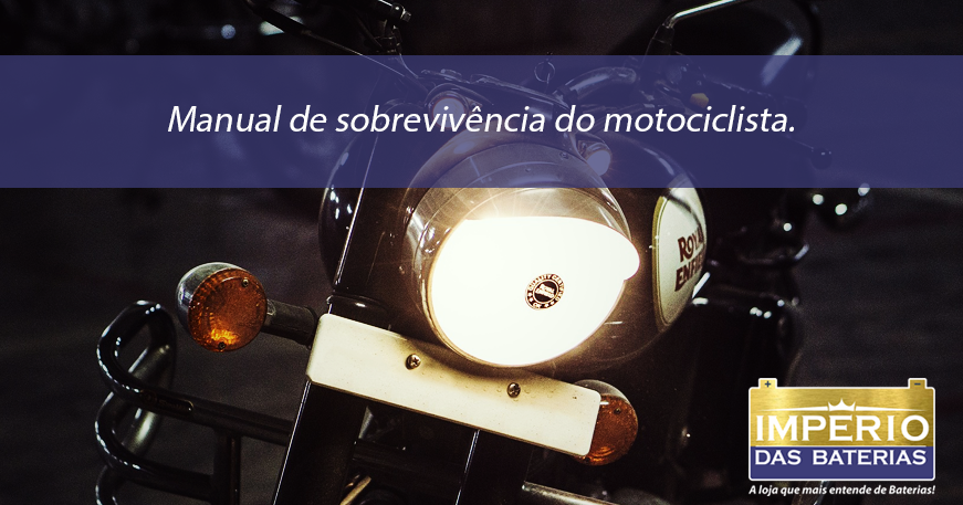 Manual de sobrevivência do motociclista